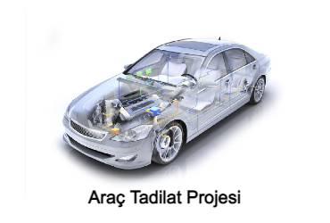 Araç Tadilat Projesi - Gözde Mühendislik