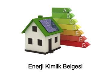 Enerji Kimlik Belgesi - Gözde Mühendislik