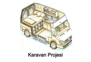 Karavan Projesi - Gözde Mühendislik